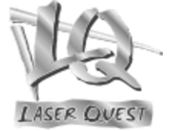 LASER QUEST BIRTHDAY PARTY!!! - Value $200