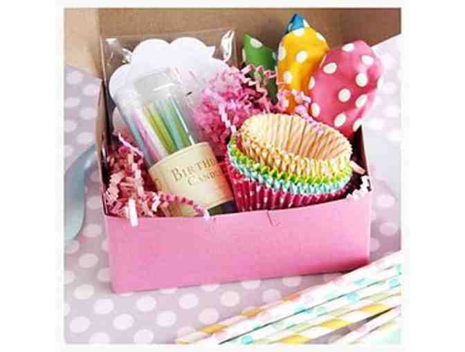 Whimisical Events Birthday in a Box for 10 - Value $200