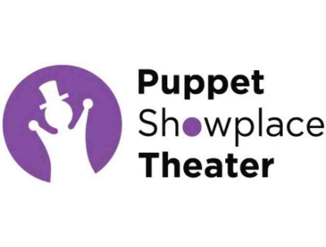 Pupper Showplace Theater Tickets - Value $24