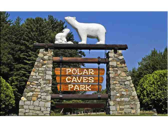 Polar Caves Park Admissions (2) - Value $37