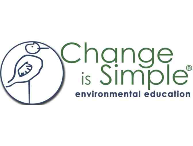 CHANGE IS SIMPLE Young Scientists After School registration for one child (ages 6-12)
