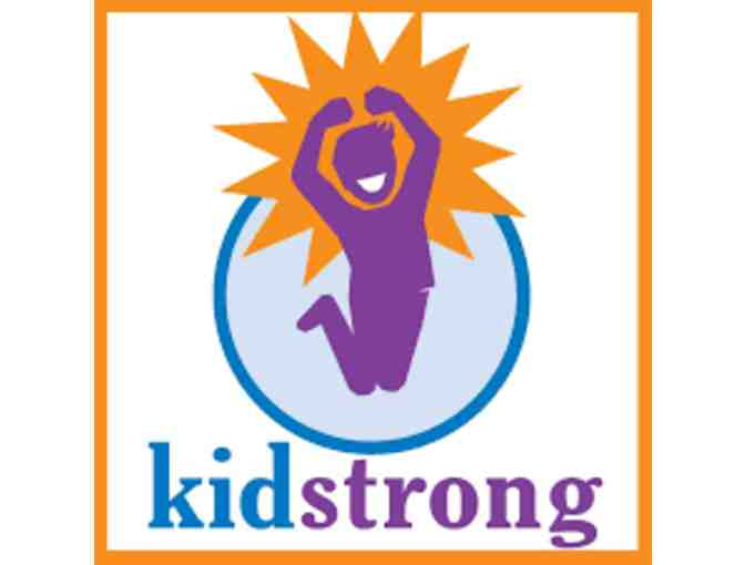 Kidstrong -8 week bootcamp session- Value $195