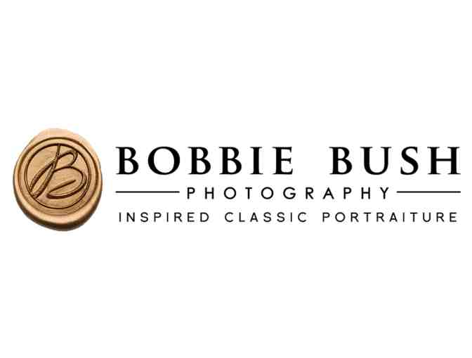 Bobbie Bush photography $300 gift certificate