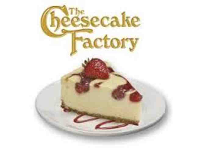 Cheesecake Factory ~ $50 Gift Card