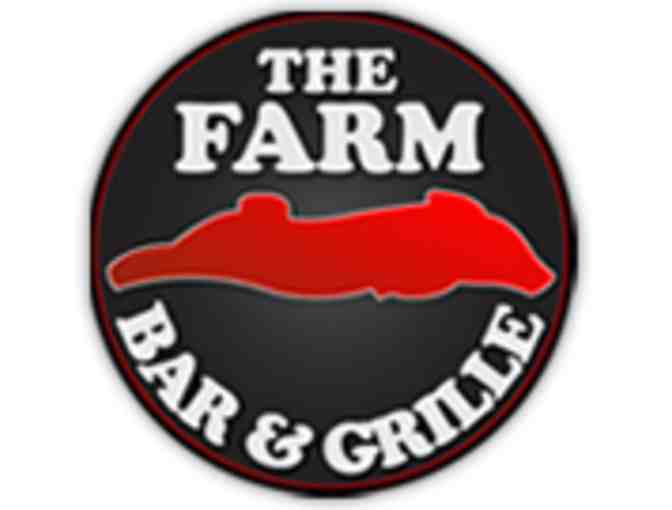 Farm Bar and Grille $25 gift card