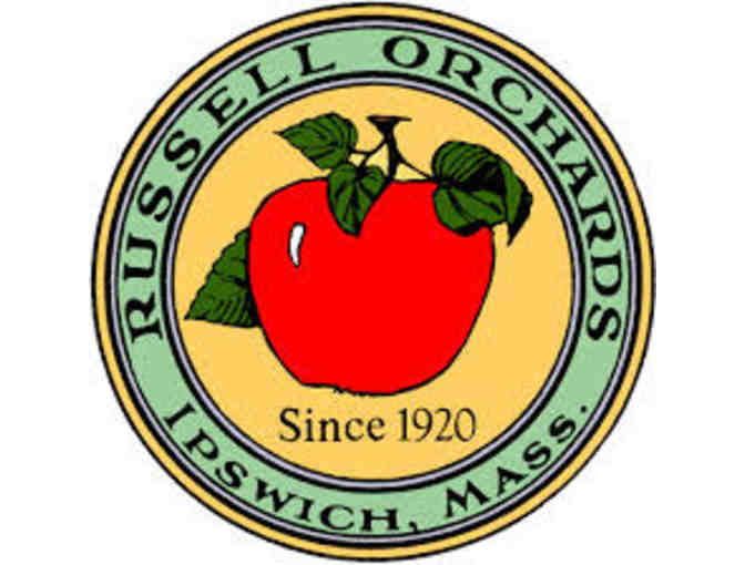Russell Orchard Gift Card - $20