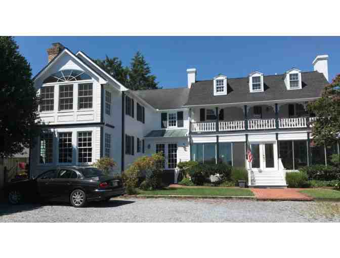 One Night Free with a Stay of Two Nights at the Hambleton Inn in St. Michaels, MD