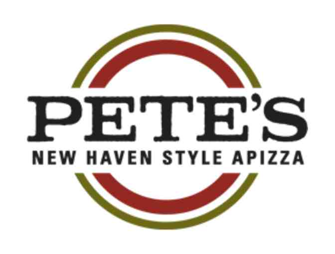 $50 Gift Certificate to Pete's New Haven Style Apizza