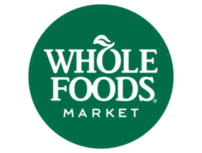 $50 Whole Food Market Gift Card
