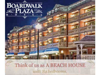 $1,000.00 Gift Certificate to Boardwalk Plaza Hotel in Rehoboth Beach, Delaware