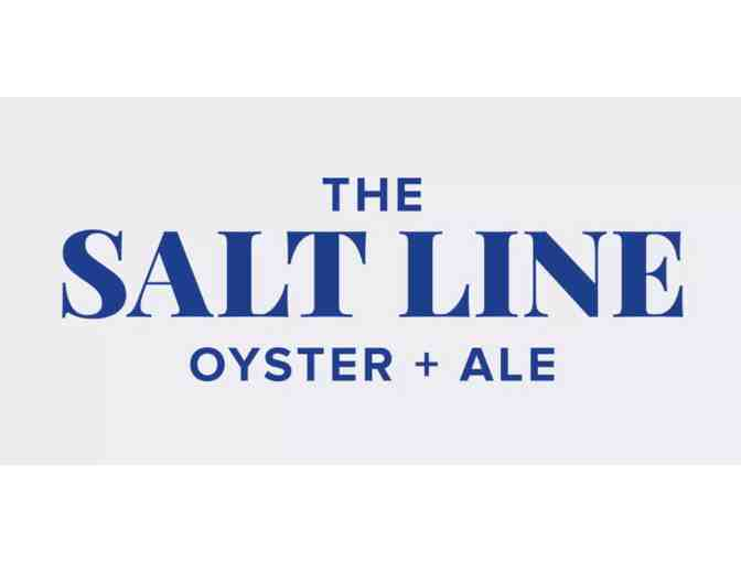 $50 Gift Certificate for The Salt Line Oyster + Ale