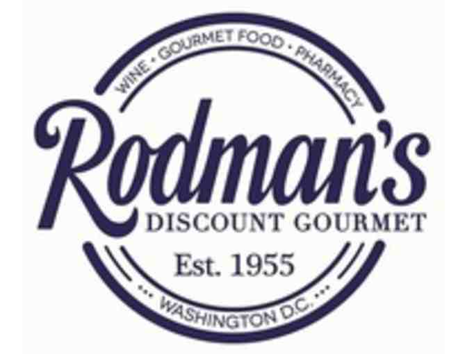 $80 Gift Card to Rodman's Gourmet & International Grocery