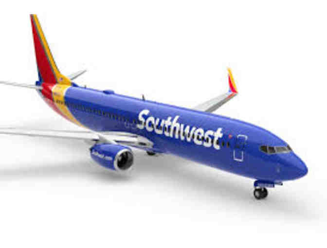 $600 Southwest Airlines Gift Card