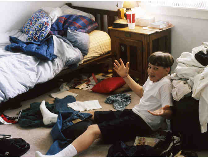 Clean House with 12th Grade Dean Mustafa