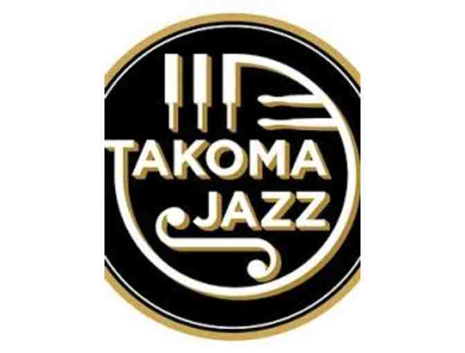 Live Jazz for your Cocktail/Dinner Party or House Concert featuring Takoma Jazz