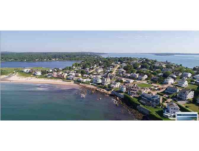 One Week Beach House Stay in Narragansett, RI