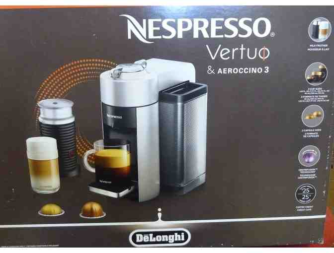 Nespresso Vertua and Aeroccino3