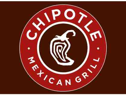 $15 Gift Card to Chipotle Mexican Grill