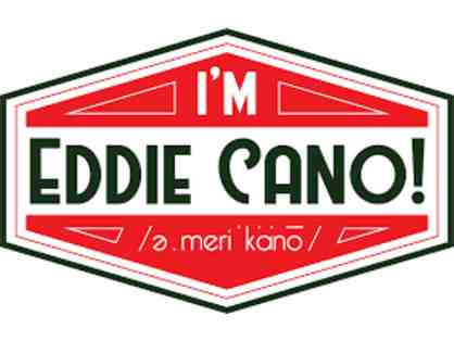 $100 Gift Certificate for Sunday Brunch at I'm Eddie Cano!