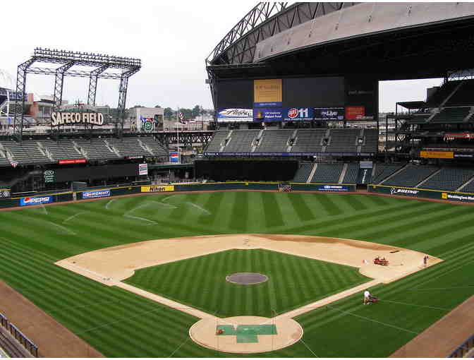 4 Main Level or Terrace Club Tickets to a 2021 Mariners Home Game - Photo 2