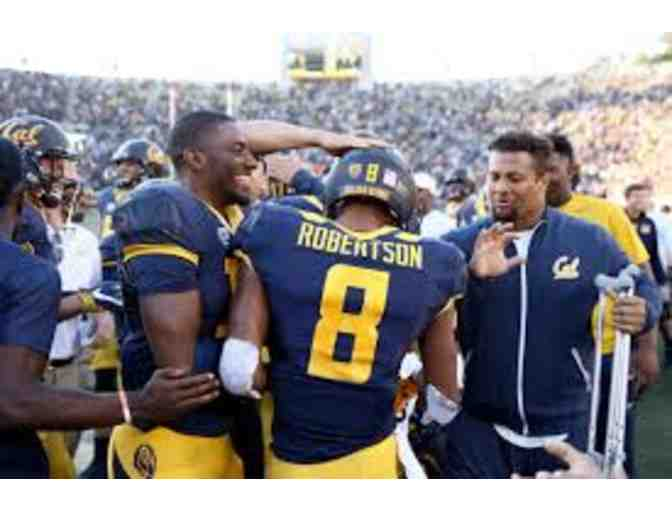2 Tickets to CAL vs Washington St.& 2 FREE Extra Tickets & Halftime Scoreboard Recognition - Photo 2