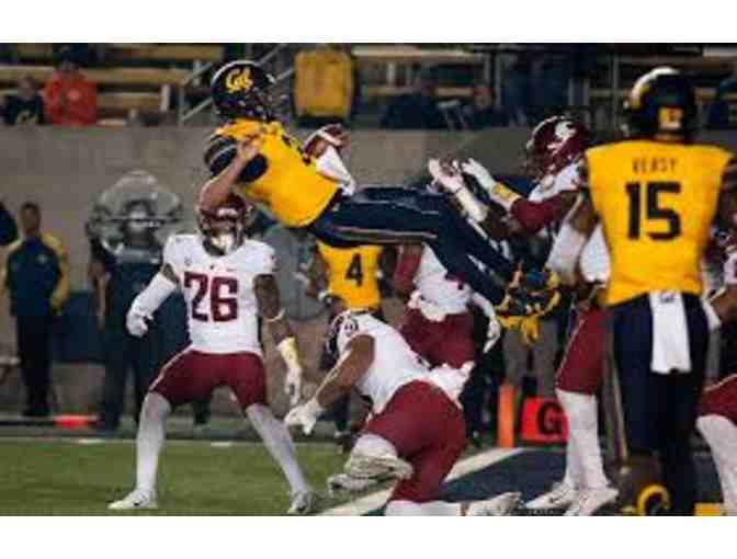 2 Tickets to CAL vs Washington St.& 2 FREE Extra Tickets & Halftime Scoreboard Recognition - Photo 3