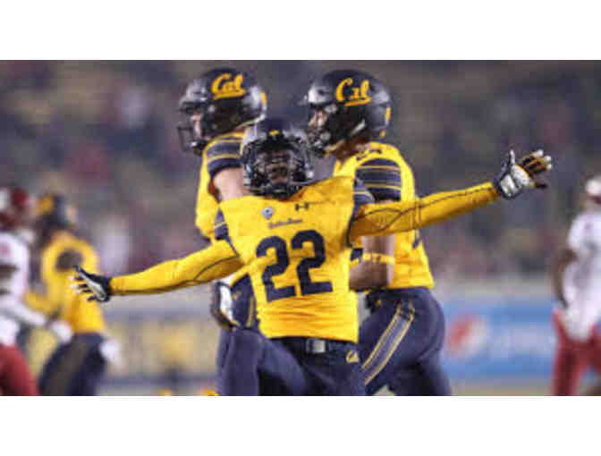 2 Tickets to CAL vs Washington St.& 2 FREE Extra Tickets & Halftime Scoreboard Recognition - Photo 4