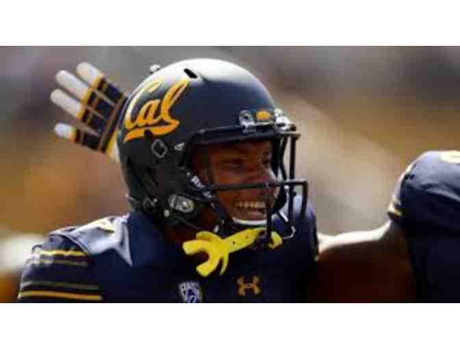 2 Tickets to CAL vs Washington St.& 2 FREE Extra Tickets & Halftime Scoreboard Recognition - Photo 5