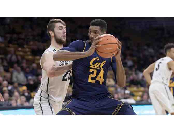 Cal Men's Basketball - 4 Home Opener Tickets + 4 FREE Tickets & Scoreboard Recognition - Photo 3