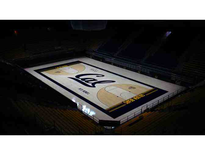 Cal Men's Basketball - 2 Home Opener Tickets + 2 FREE Tickets & Scoreboard Recognition - Photo 2