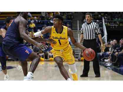 Cal Men's Basketball - 2 Home Opener Tickets + 2 FREE Tickets & Scoreboard Recognition