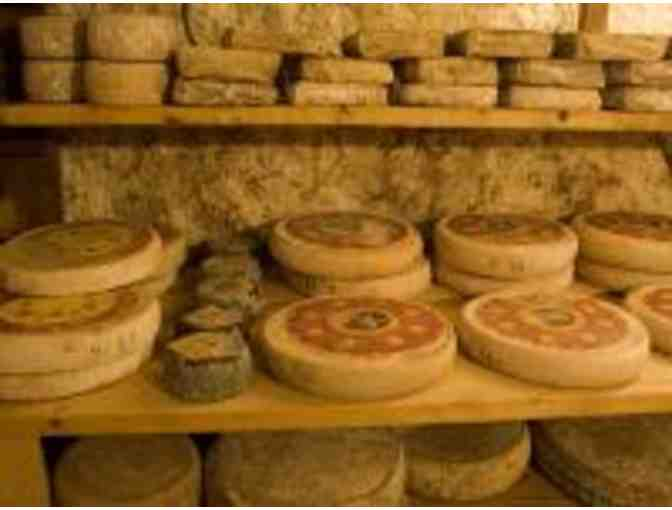 Formaggio Kitchen Personal Cheese Cave Tour for Four