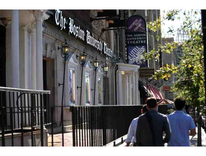 Huntington Theatre Voucher for Two Tickets