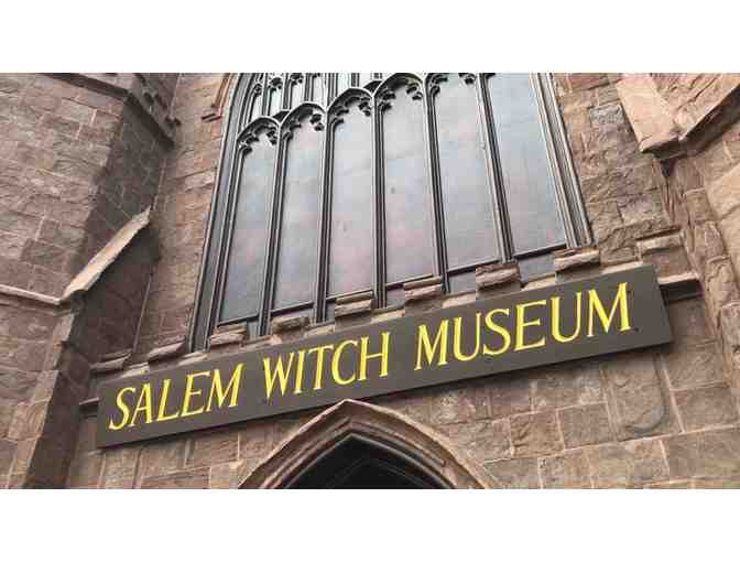 Salem Witch Museum - Six-Pack of Tickets