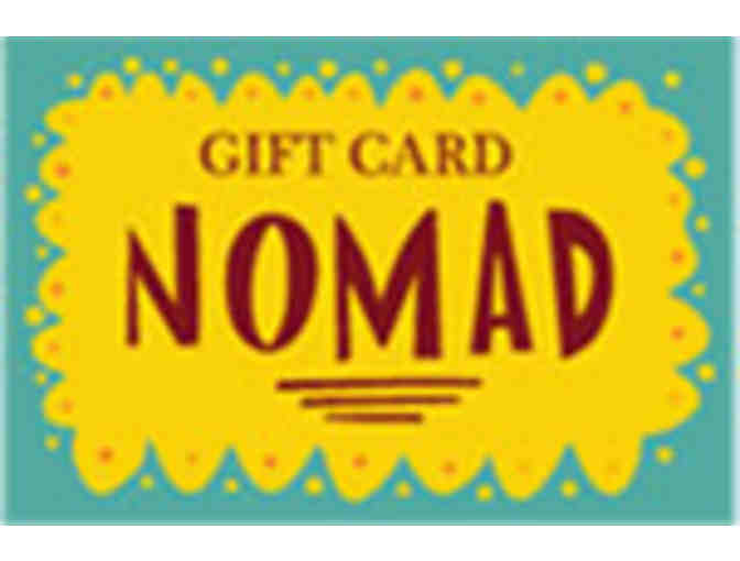 Nomad $50 Gift Card