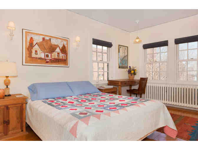 Two nights in Somerville Airbnb for up to two guests