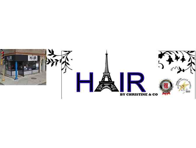 Hair by Christine & Co $50 gift card