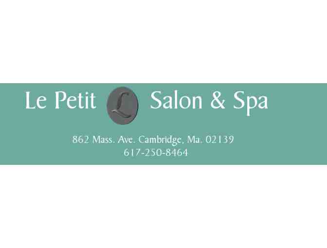Le Petit Salon & Spa - $60 Gift Card