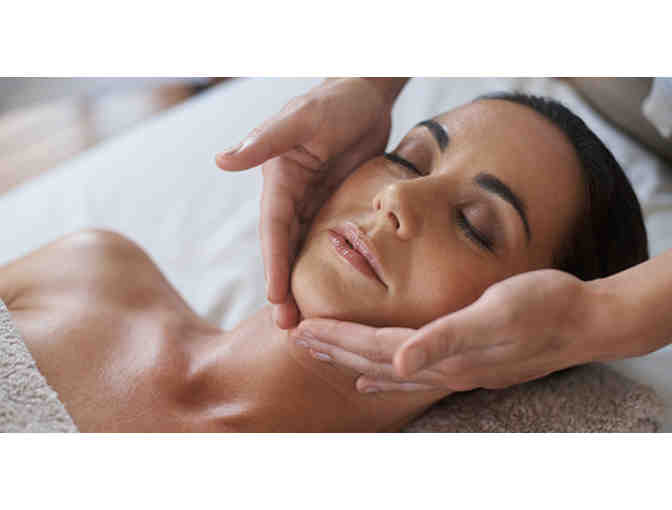The Spa at Mount Auburn Club-  60 minute Customized Facial plus two Dermalogica products.