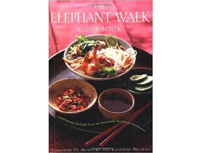 Cambodian Dinner Party for 8 + The Elephant Walk Cookbook for each Guest