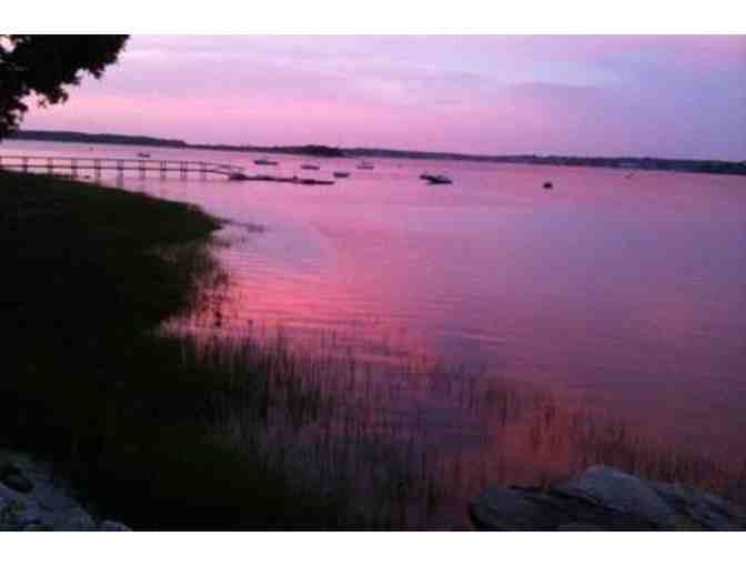 Cape Cod rental - one week in a waterfront home