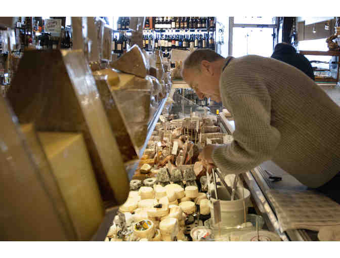 Formaggio Kitchen Cheese Cave Tour & Tasting