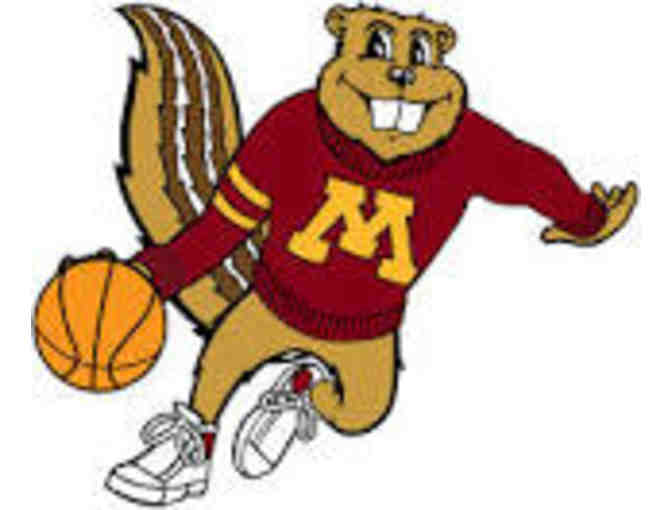 University of Minnesota Tickets for 2 at a Men's Basketball game - Photo 1