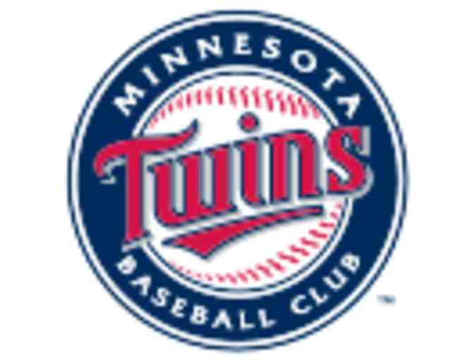 Minnesota Twins 4 pak of tickets to Atlanta Braves Game August 5 - Photo 1