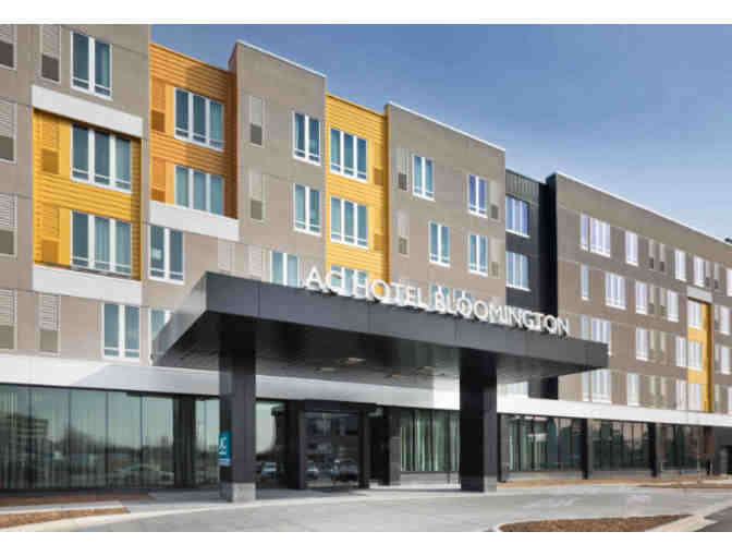 AC Hotels-Marriott, Bloomington, MN- 1 night accommodation w/ breakfast for 2 - Photo 1