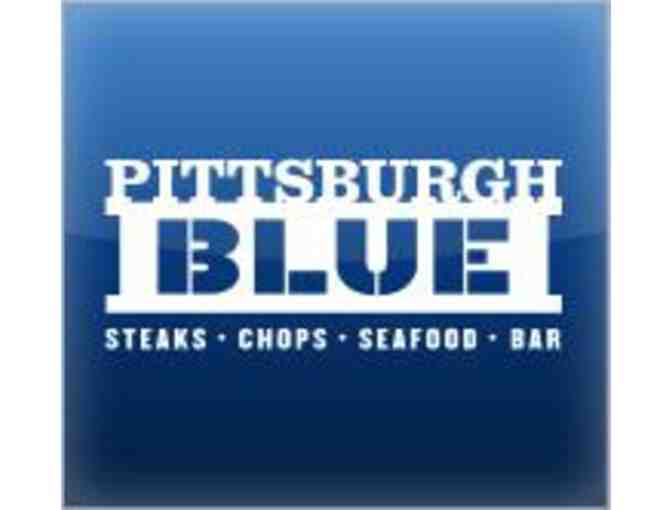 Pittsburgh Blue Steakhouse $50 Gift Certificate - Photo 1