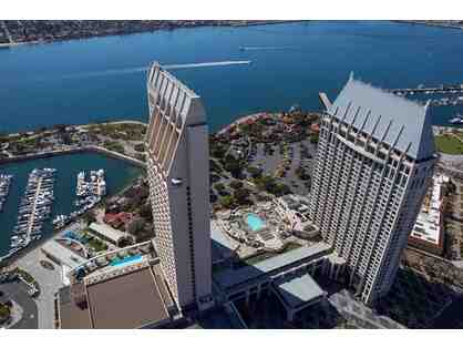 One Night at the Manchester Grand Hyatt San Diego