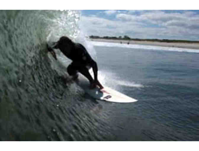 2 private surfing lessons in New Hampshire