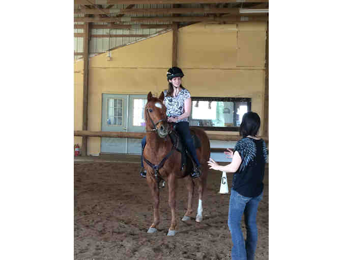 3 Private Riding Lessons