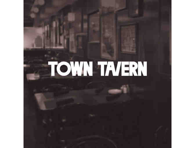 $50 Gift Certificate to Town Tavern Restaurant in Royal Oak, MI